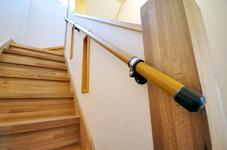 階段+てすり